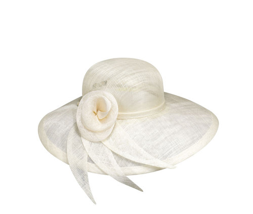 Sisal netting ceremony hat