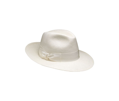 Extra-thin papier hat, wide brim