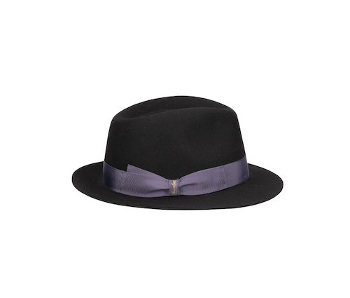 Small-brimmed Fedora
