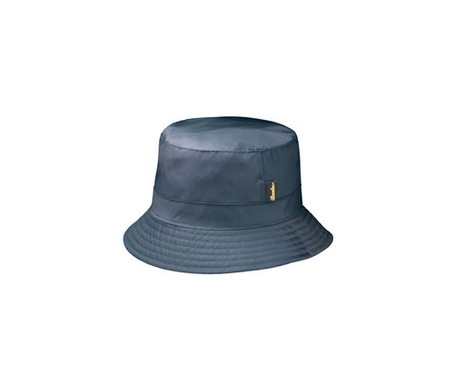 Double waterproof Cloche hat