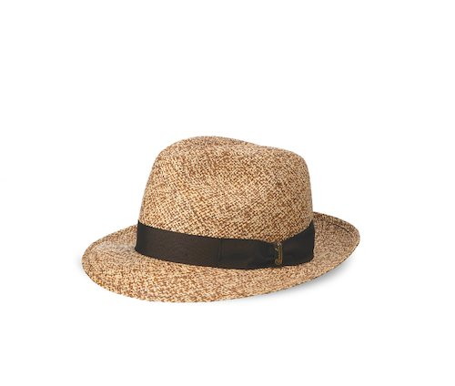 Medium-brimmed Panama