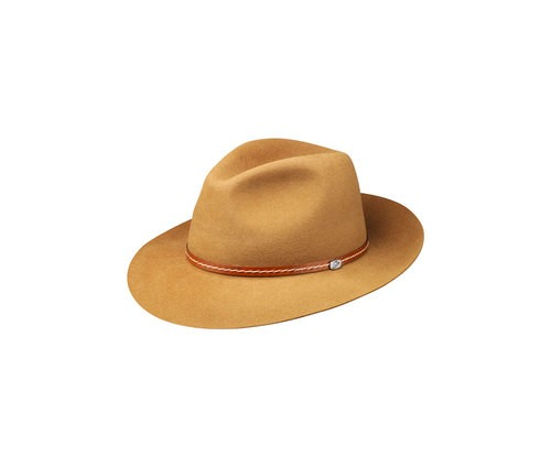 Brushed felt Country hat