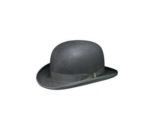 Classic bowler hat