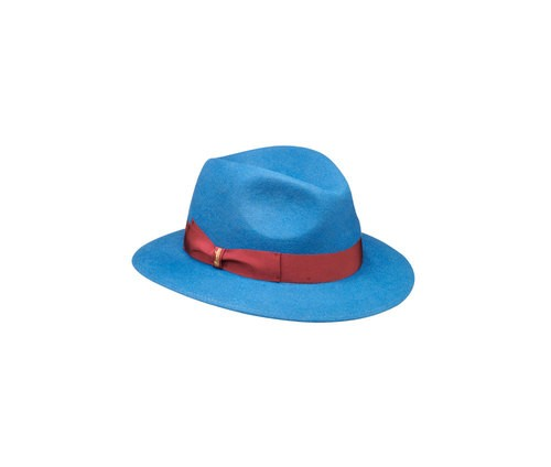 Brushed felt Safari hat