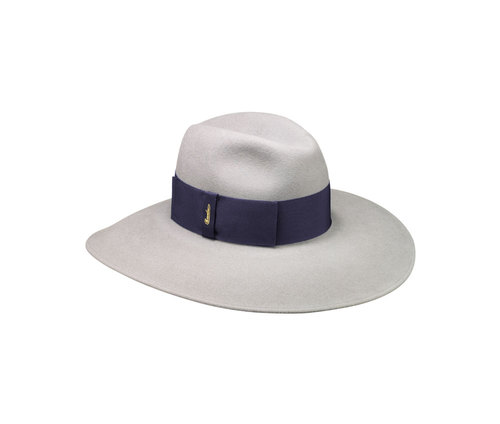 Felt hat wide brim