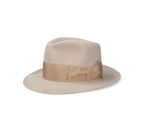 The Bogart by Borsalino Cut 2