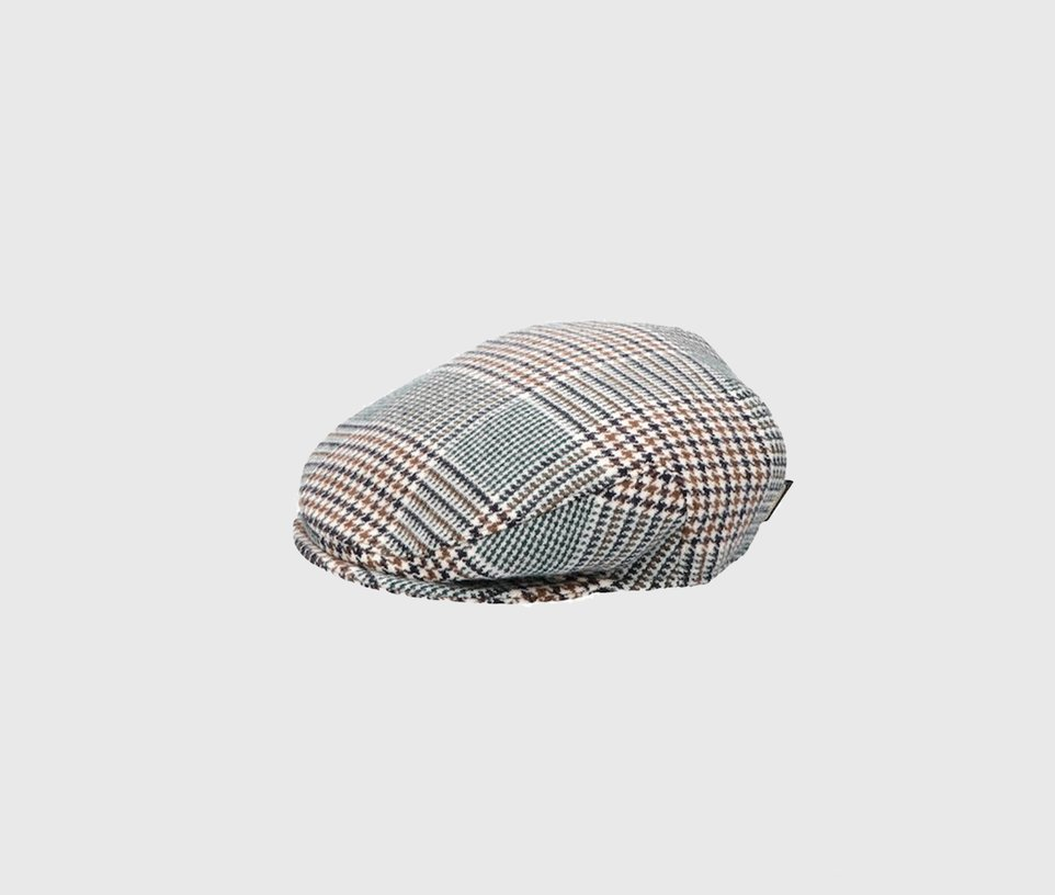 Unlined Flat Cap