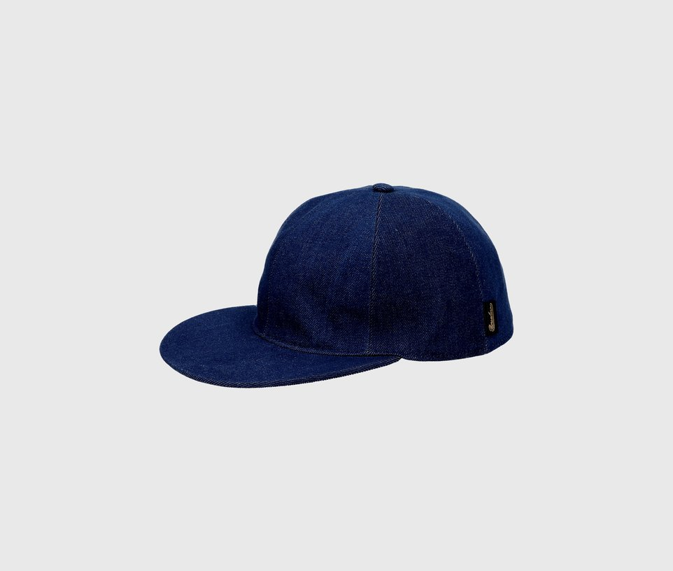 Baseball Cap Denim