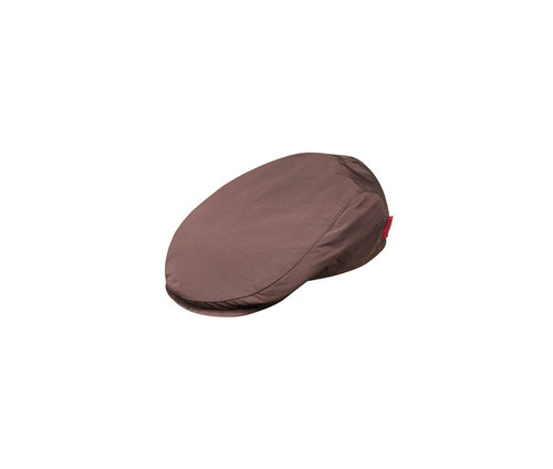 Waterproof flat cap